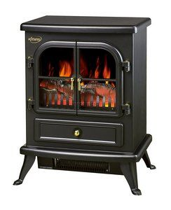 Electric Stove Fireplace Fox Hunter Heater