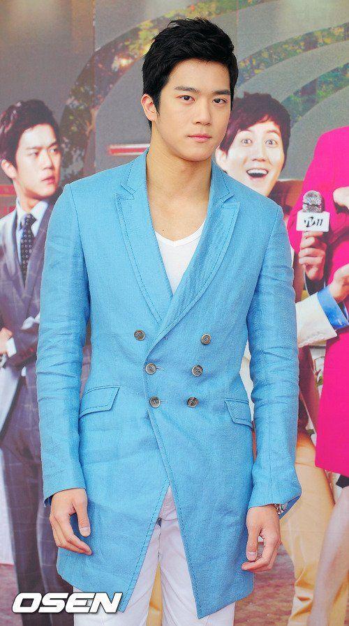 This Guys World: Ha Seok Jin for Cosmopolitan