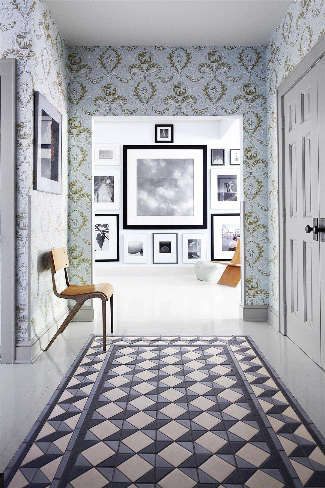 Foyer Door Opener : Easy ideas for sprucing up your entryway long hallway