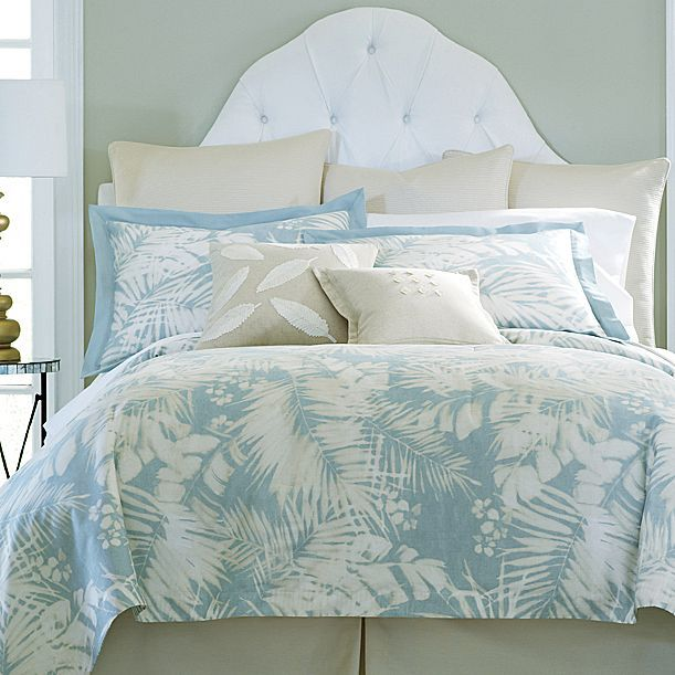Cindy Crawford Home Decor: Cindy Crawford Style Coastal Palm Bedding & More