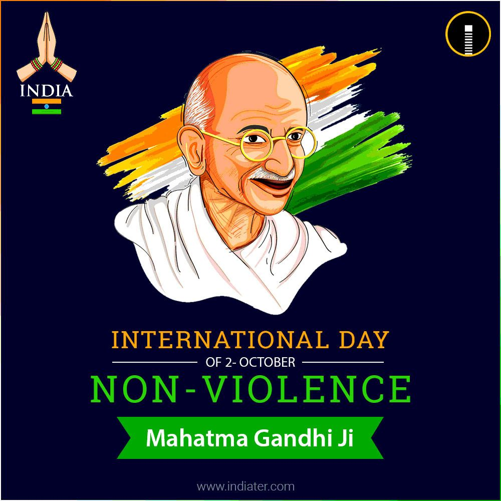 Pin on Happy Gandhi Jayanti Wishes Greetings cards