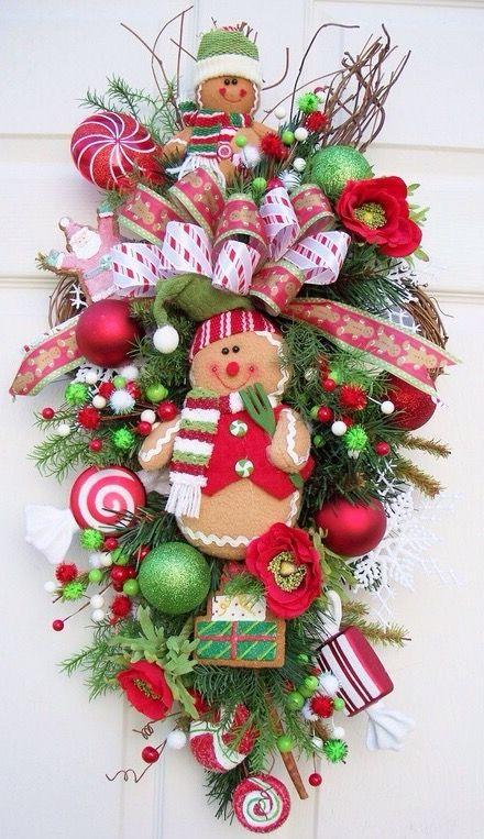 Pin de Eudanabi Daher en Dabi artes Pinterest Navidad - decoraciones navideas para el hogar