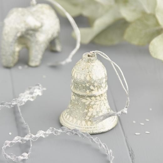 Silver Bells Decorations Bollywood Silver Bell Decoration  £450  A Great Range Of
