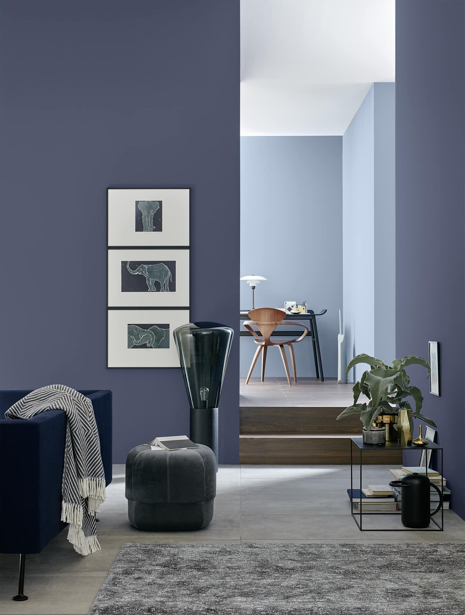 Belém Architects Finest Moderne Wohnzimmer Von SchÖner Wohnen Farbe Schöner Wohnen Farbe Wohnen Schöner Wohnen Wandfarbe