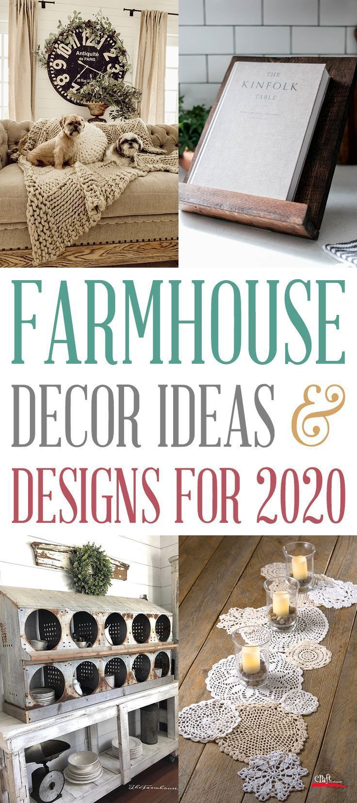 Farmhouse Decor Ideas and Designs for 2020   The Cottage ...