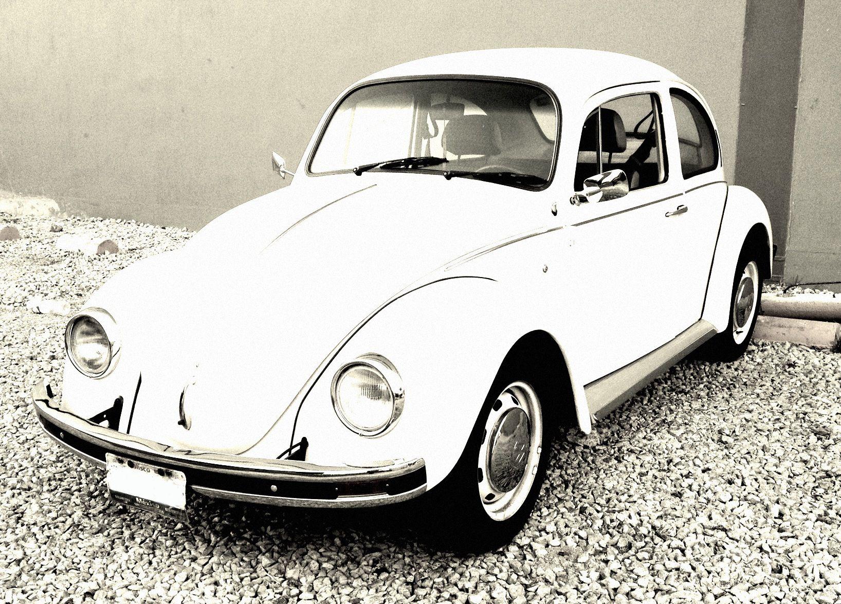 Bobito todo un VW Clásico  ♥