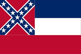 Official State Flag Of Mississippi The Us50 Mississippi Flag State Flags Mississippi History