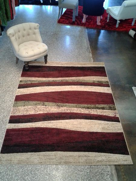 Authentic Contemporary Design With Colors That Give A Natural Modern Texture To Any Modern Home Contemporary Area Rugs Burgundy Living Room Contemporary Design