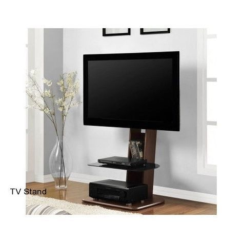 Flat Screen Tv Stand With Mount Integrated Furniture Modern