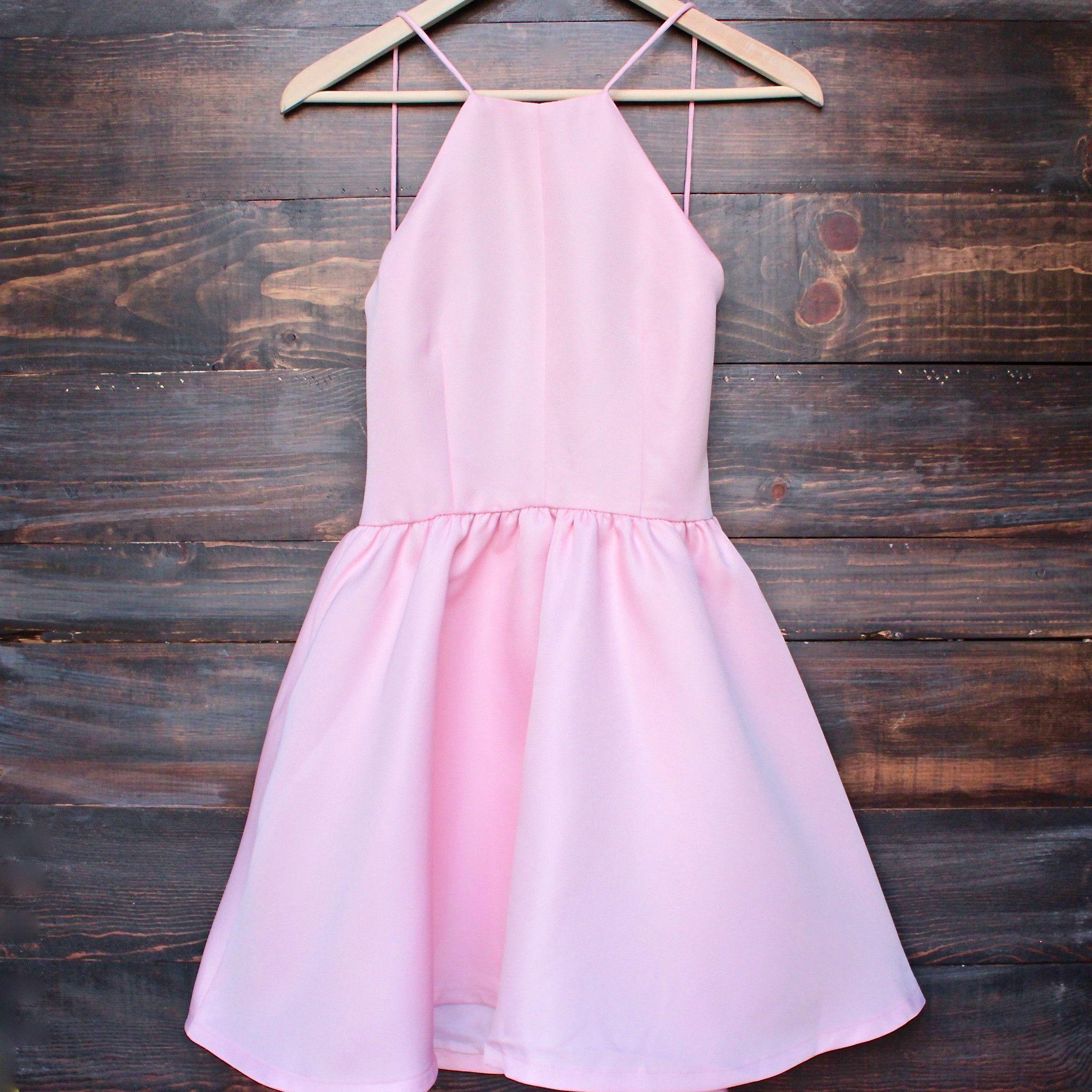 Floral fit & flare dress (more colors/prints)   Vestiditos, Ropa y ...