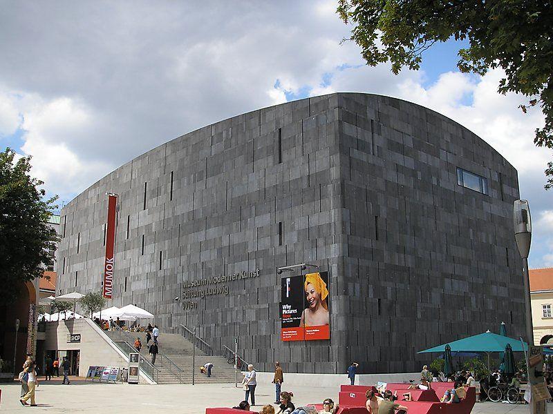 Museum Of Modern Art In Vienna Austria Sygic Travel Vienna Museum Vienna Museum Of Modern Art
