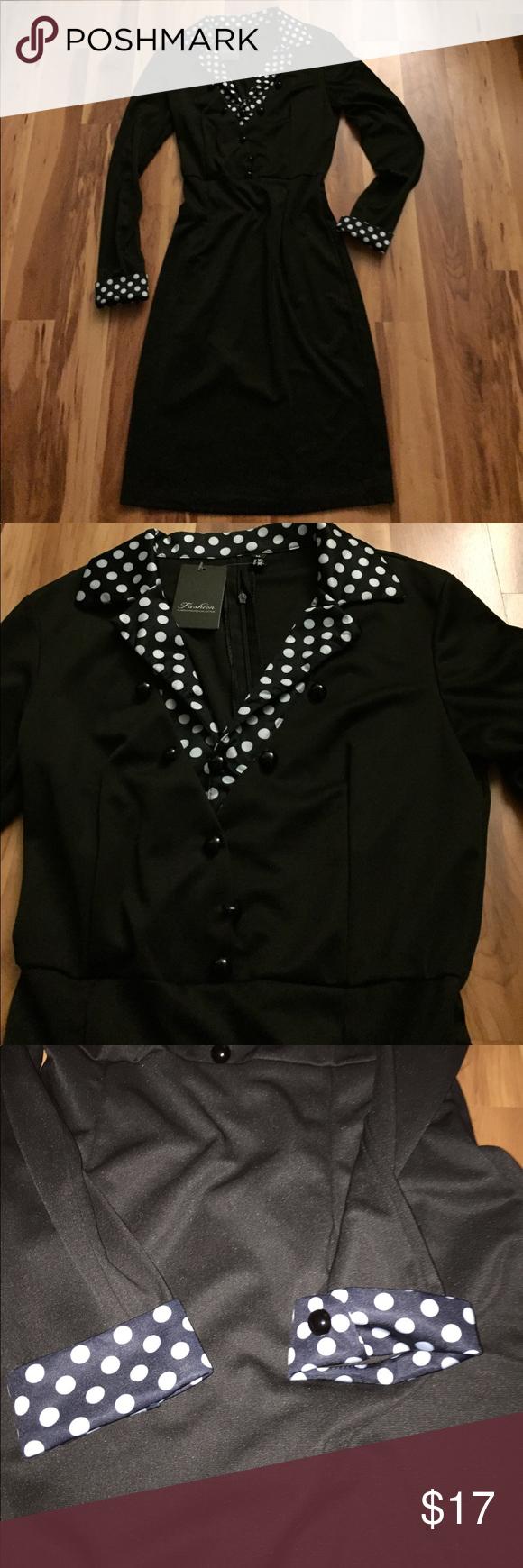 Black dress, new New condition Dresses