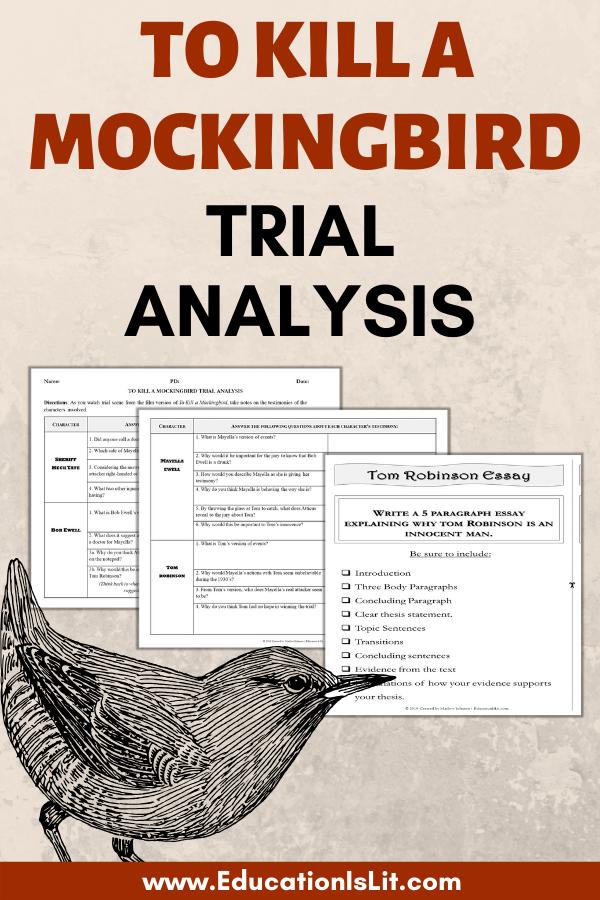 To Kill A Mockingbird Lesson Plans Argumentative Essay Essay Ela Lesson Plans
