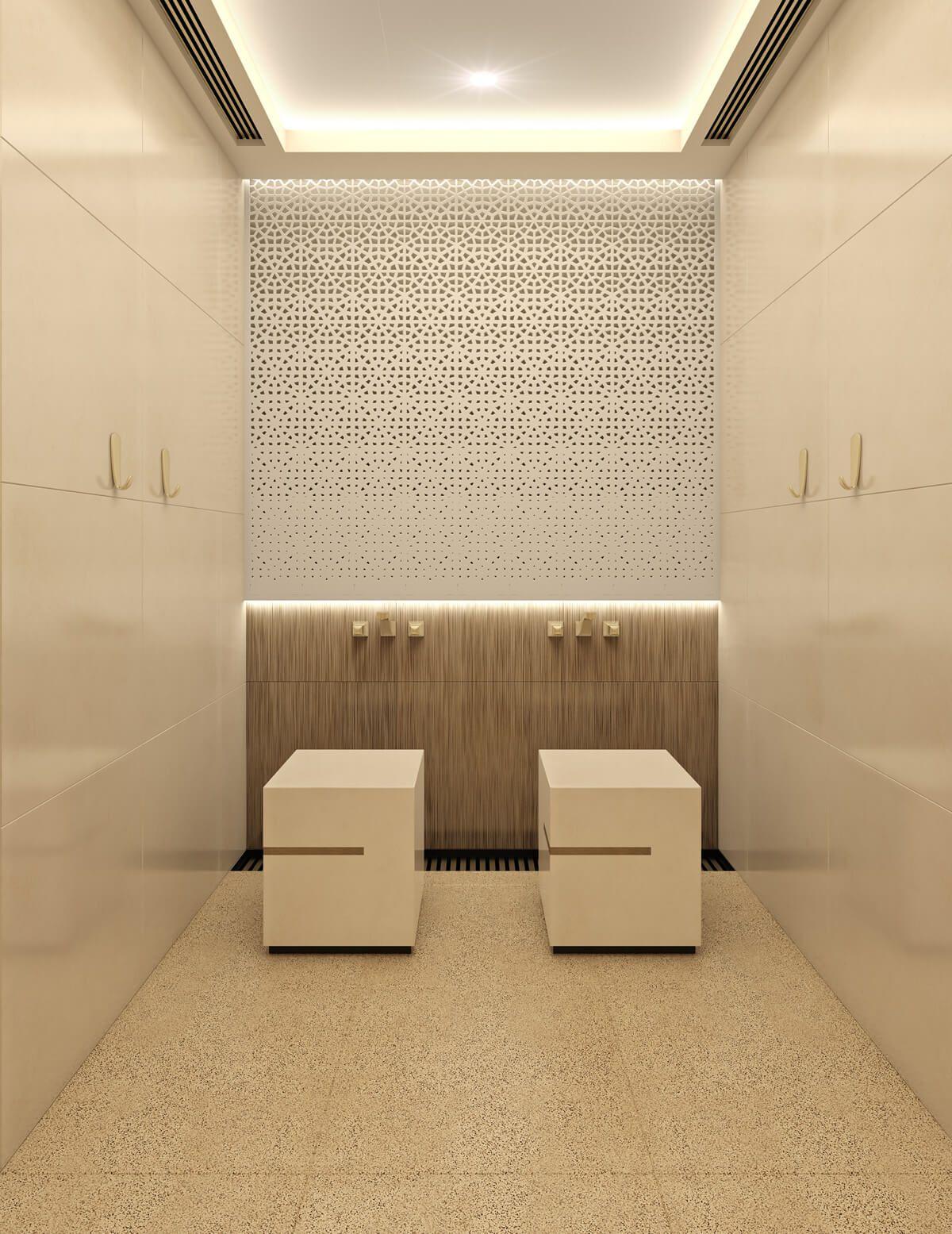 Leicester Modern Islamic Mosque Interior Design Leicester