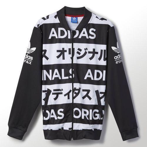 Adidas Originals Women's Typo Track Jacket #adidas #TrackJacket