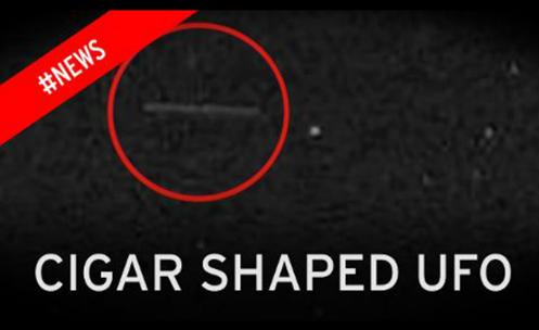 davidmessias: Enorme UFO em forma de Charuto Pairando sobre Vulc...
