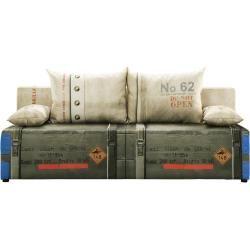 Photo of Sofa bed – multicolored – 91 cm – 88 cm – upholstered furniture> sofas> single sofas furniture KraftMöbel Kraft