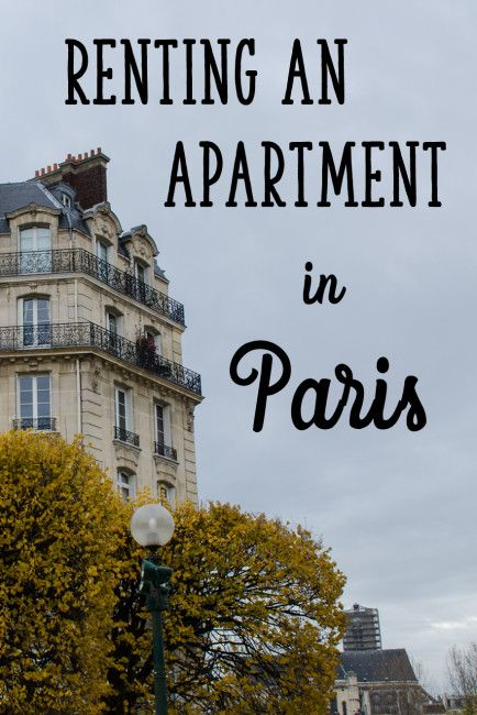 Renting an Airbnb Apartment in Paris - My Experience