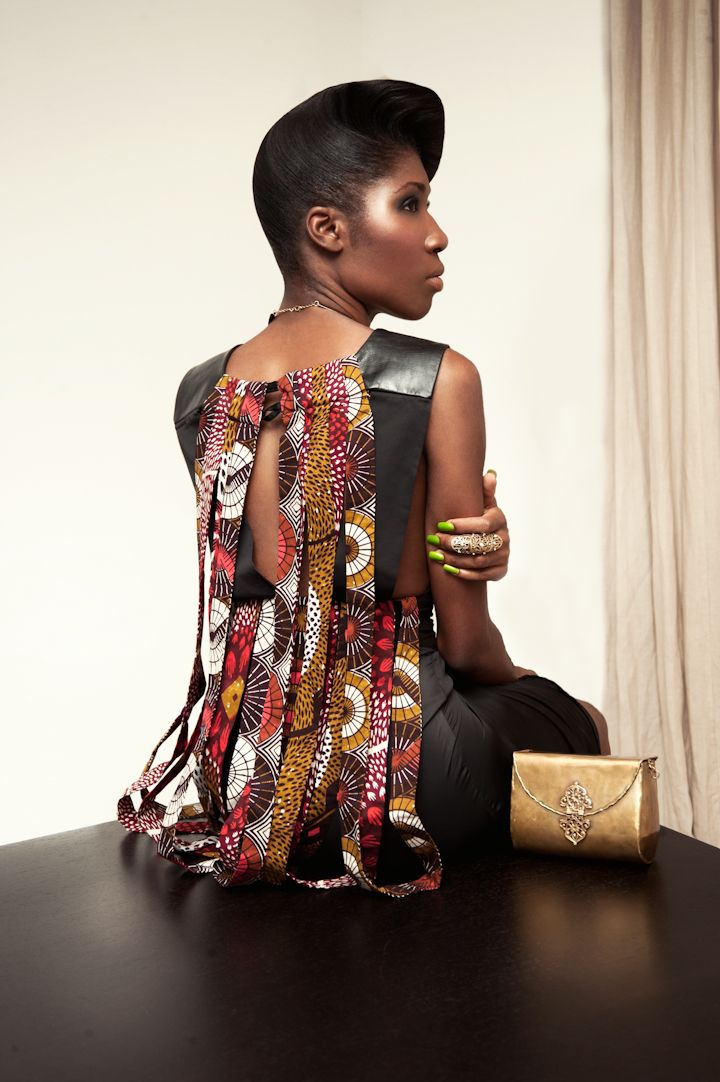 Love this piece by Christie Brown Ghana