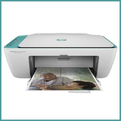 Multifuncional HP DeskJet Ink Advantage 2676 Wireless ...