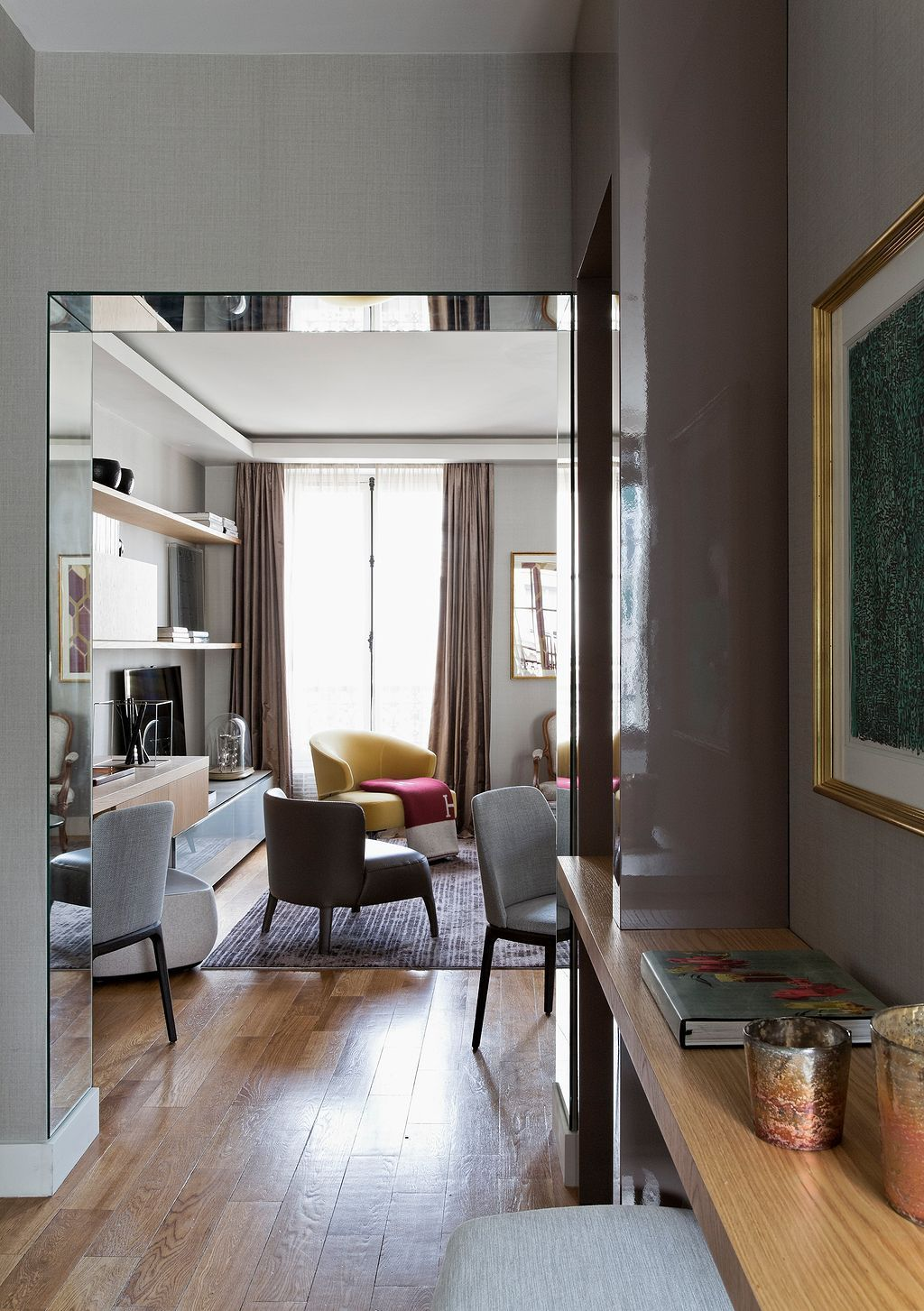 Gorgeous French Apartment Design Ideas (26) (With images ...