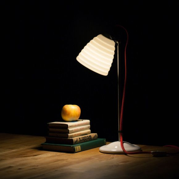 Best made company hector bibendum table lamp office pinterest best made company hector bibendum table lamp aloadofball Image collections