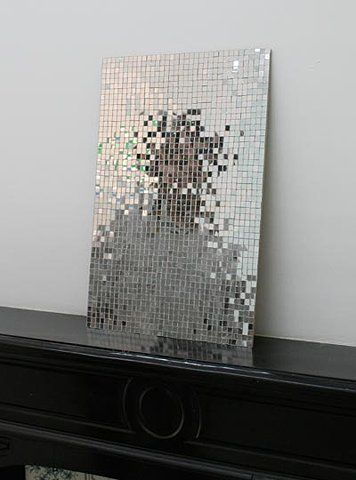 Mirror Tiles Decorating Ideas 18 Modern Mirror Ideas  For More Modern Mirror Decor Ideas