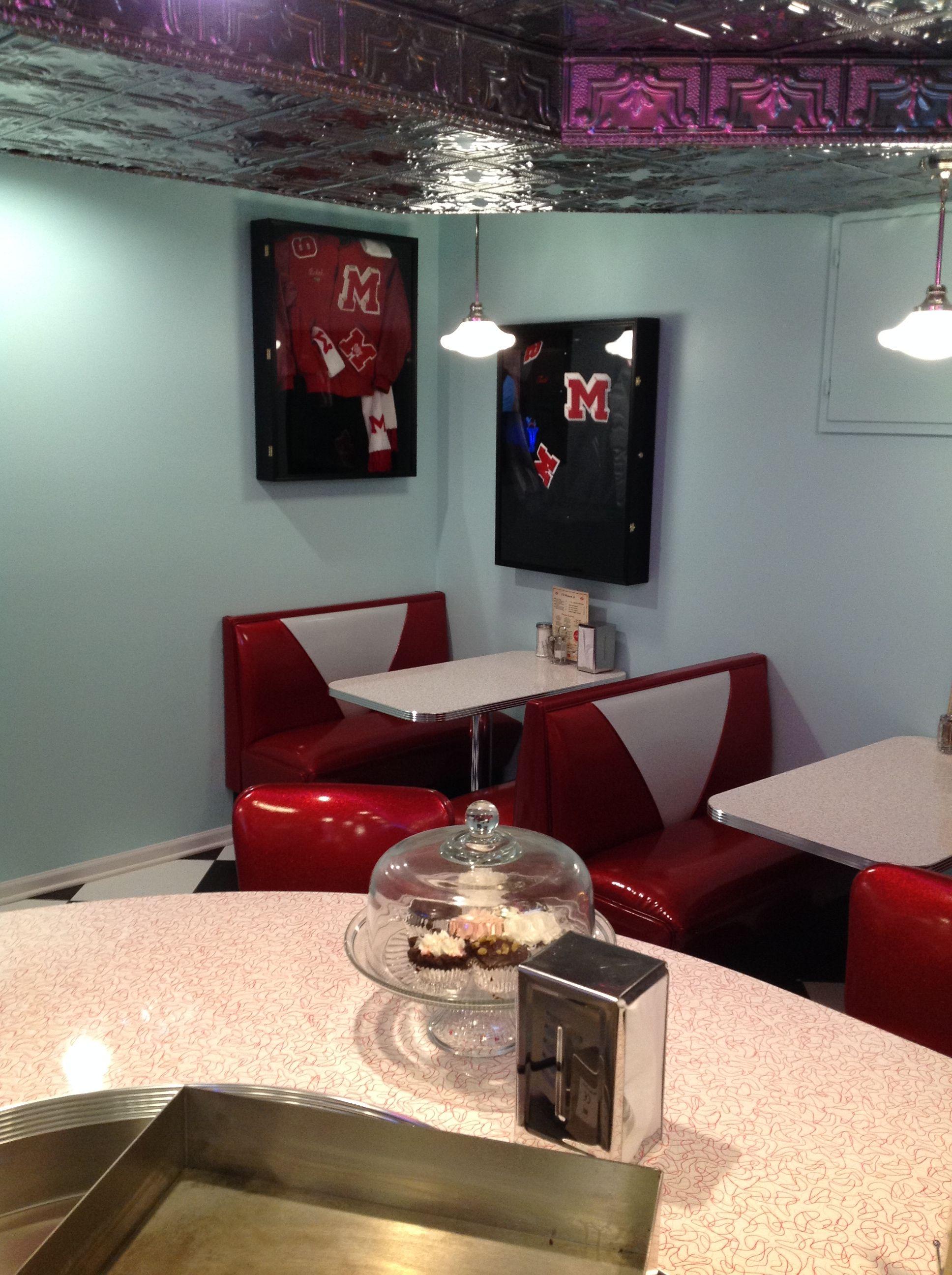 50u0027s Diner In A Basement Here In Monroe Mi