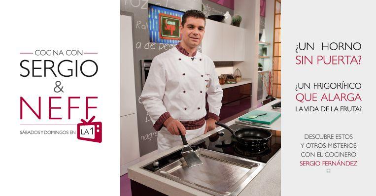Cocinando Con Sergio En La1 | Cocina Con Sergio Fernandez Delicias Pinterest Cocinas