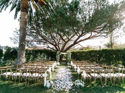 Riviera Mansion At Santa Barbara University Club And Other Beautiful Wedding Venues The Best Southern California Reception Locations