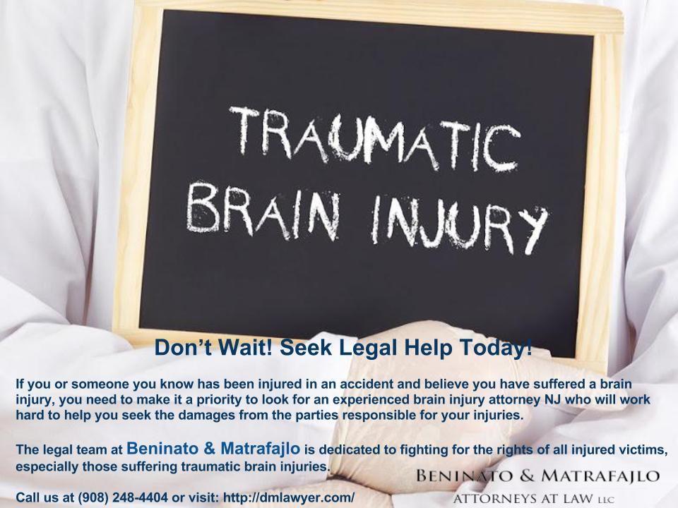 New Jersey Brain Injury Lawyer Brain Injury Attorney NJ