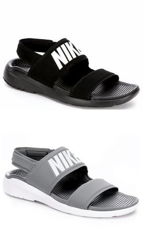 timeless design 5034f 440ed Description  Nike Tanjun Women s Sandal Add an athletic twist to your  spring and summer look in the Tanjun women s sandal from Nike.