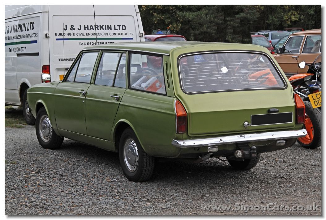 Hillman Hunter 1971 DL Estate. After I had the saloon. | All my old ...