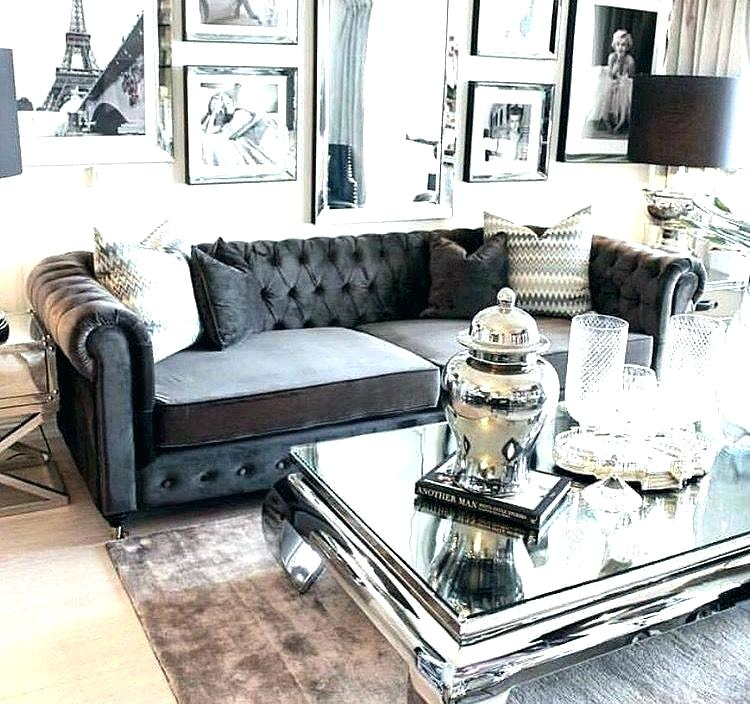 Old Hollywood Interior Design Google Search Silver Living Room