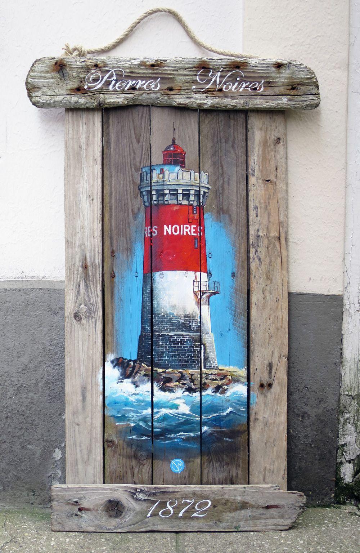 Épinglé par emanuela sur driftwood   Pinterest   Phare, Peintures ...