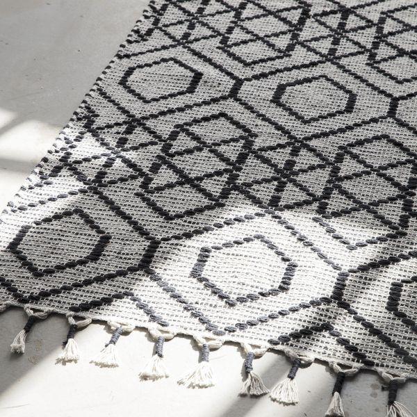 Teppich Reverse 140x200 Grafische Wohndesigns House Doctor