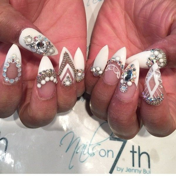 Jenny Bui On Instagram Nailed Newyork Harlem Nailpics Nailstagtam Nicenailsaintcheap Colorgel Nailsart Instagram Nails Swag Nails Best Acrylic Nails