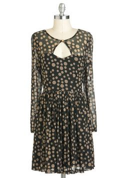 $89.99 Bit of Bubbly Dress, #ModCloth