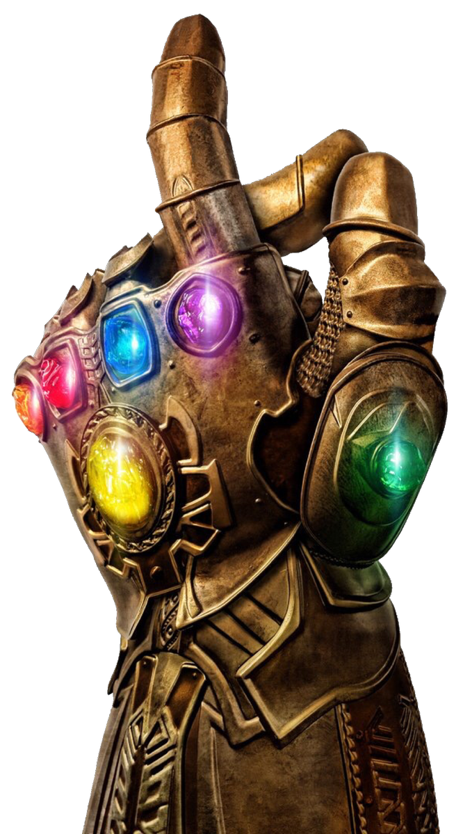 Infinity Gauntlet Png By Stark3879 Thanos Marvel Marvel Comic Universe Marvel Infinity