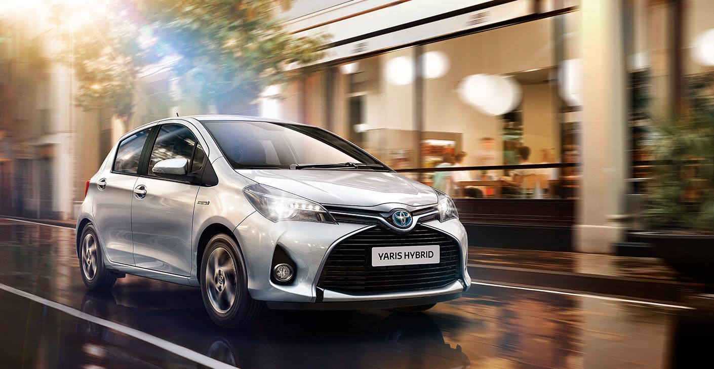 toyota yaris new facelift
