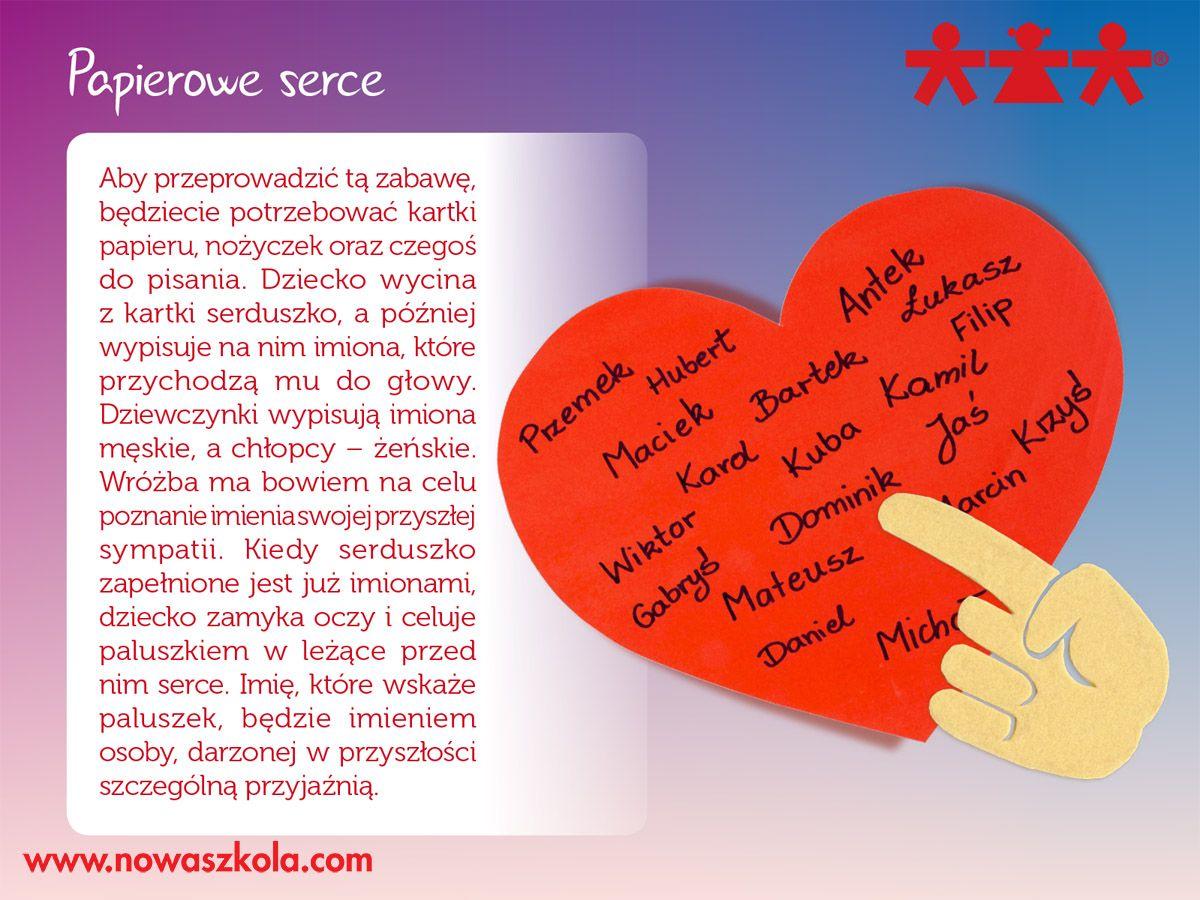 Wrozby Na Andrzejki Serce