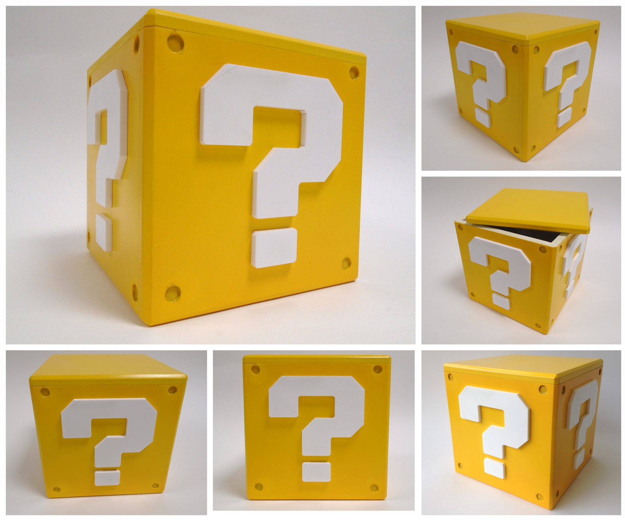 Super Mario Question Block Box This Or That Questions Super Mario Mario