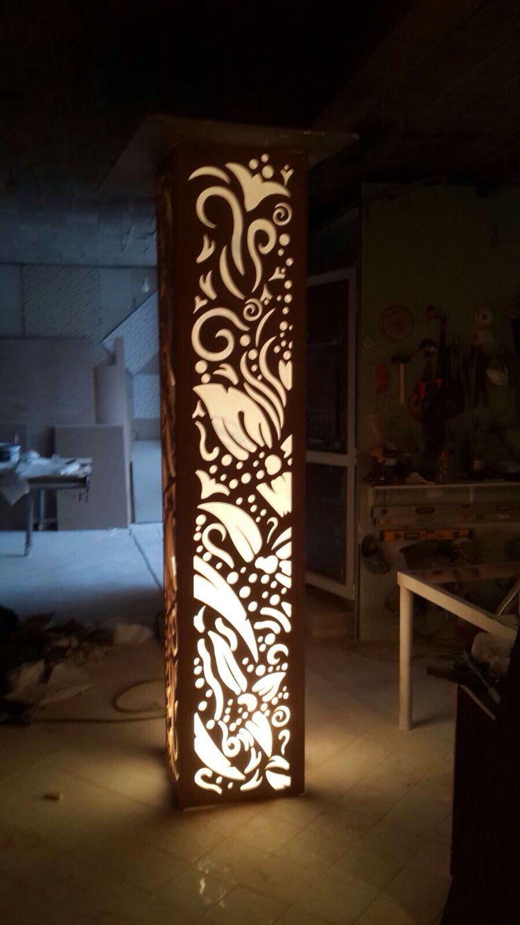 Prodigio oujda maroc prodigio in 2019 ceiling design - Interior columns design ideas ...