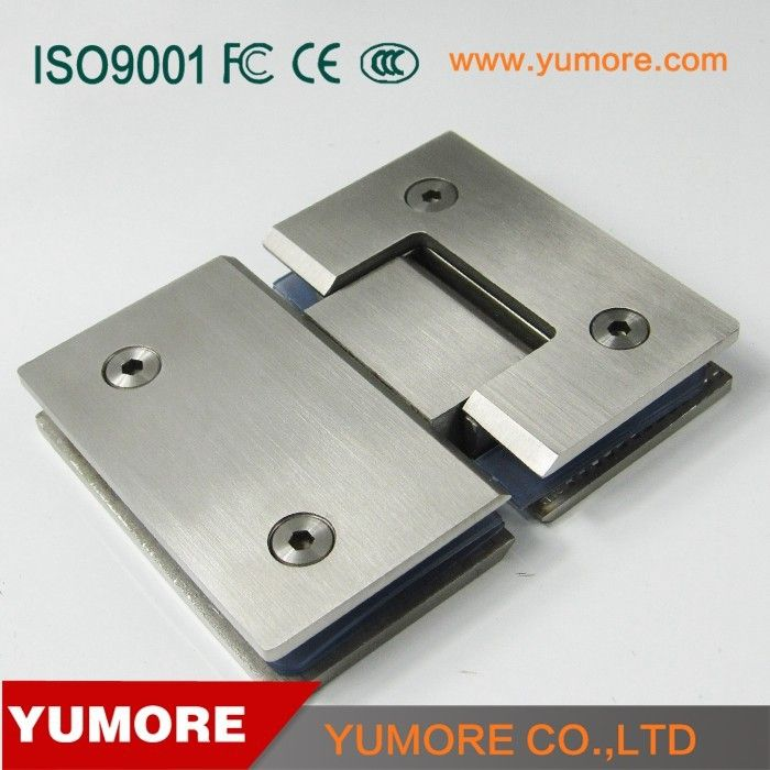 Stainless Steel Bathroom Heavy Duty Pivot Cabinet Glass Shower Door Hinges Glass Door Hinges Shower Doors Steel Shower Door