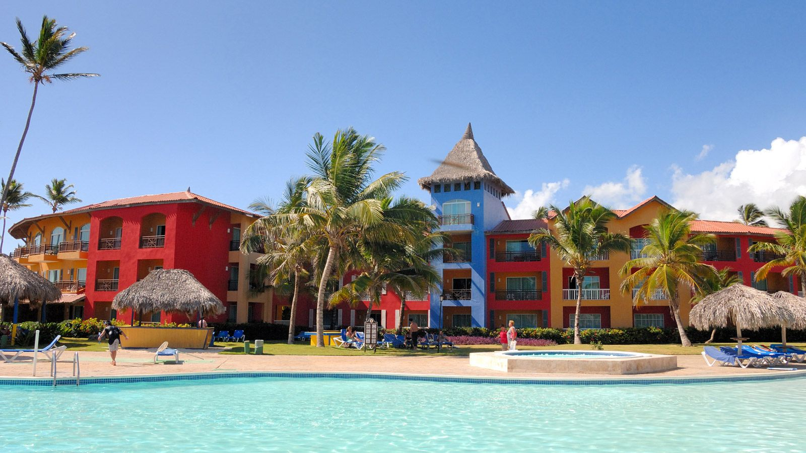 Tropical princess beach resort spa pool princesshotels · beach resortsresort spapunta cana hotelsall inclusivedominican