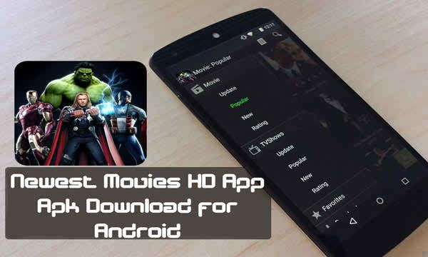 movies hd free app