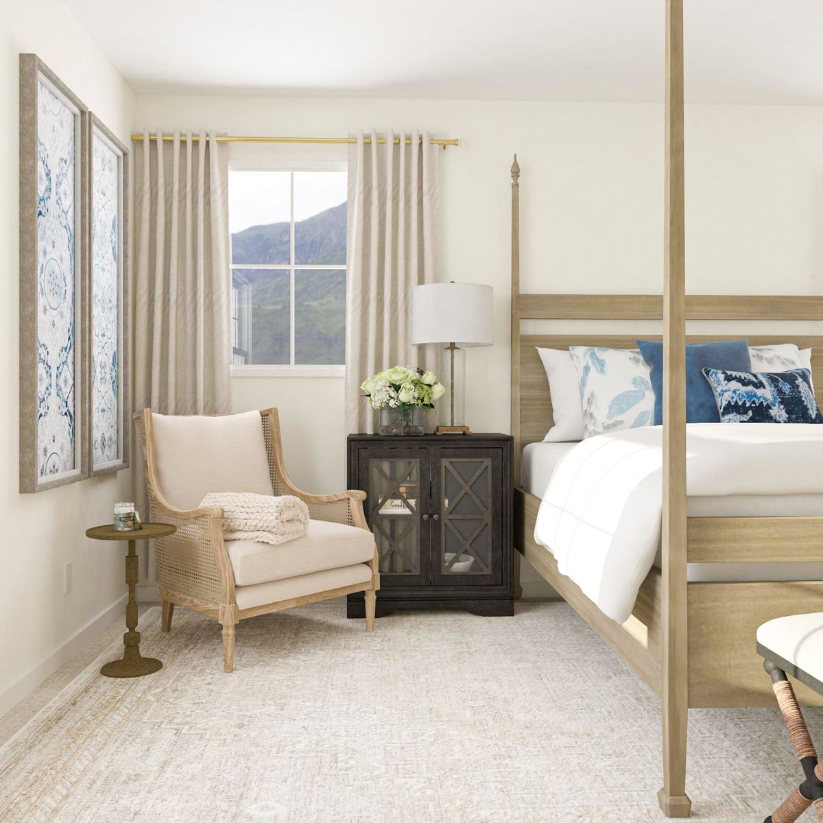 20 Bedroom Seating Area Ideas To Try in Your Space Now ...