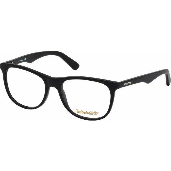 Timberland TB1370 005, Plastic, Black, Green glasses