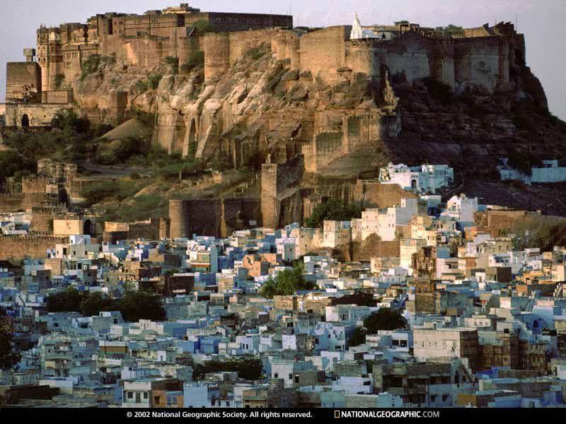 Photo: Mehrangarh Fort