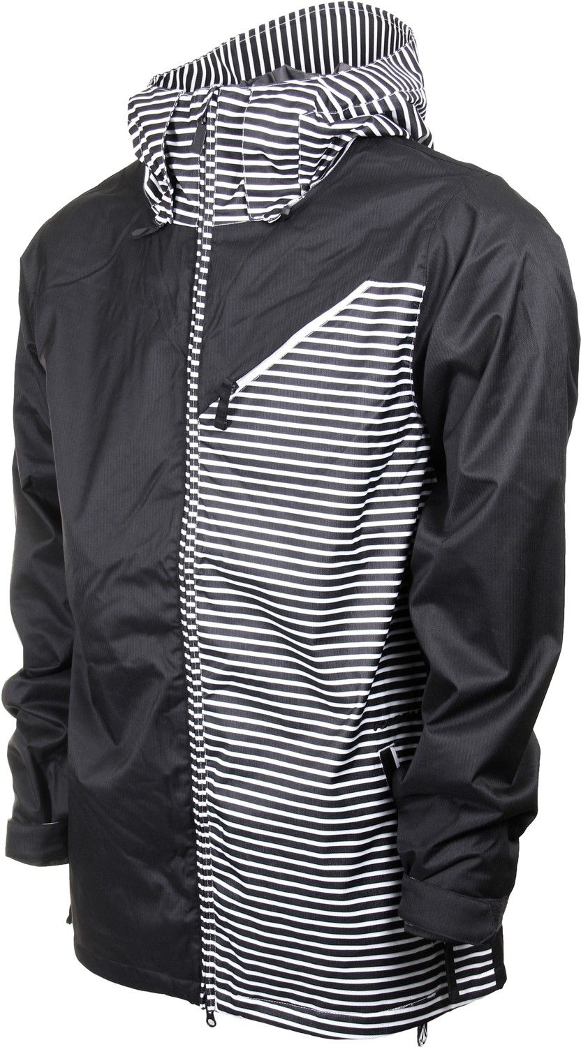Billabong mens ski jackets black